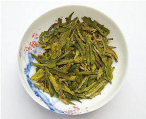 long jing green tea